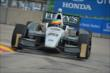 Mike Conway during Practice 2. -- Photo by: Chris Owens