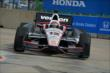 Will Power on track during Practice 1. -- Photo by: Chris Owens