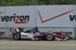 Takuma Sato on track in Practice 2. -- Photo by: Chris Owens