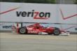 Scott Dixon on track in Practice 2. -- Photo by: Chris Owens