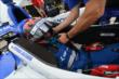 Mikhail Aleshin straps in for Practice 2. -- Photo by: Chris Owens