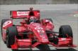 Tony Kanaan during Practice 2. -- Photo by: Joe Skibinski