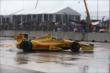 Ryan Hunter-Reay in Race 1. -- Photo by: Chris Jones