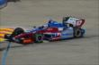 Josef Newgarden during Race 1. -- Photo by: Chris Owens