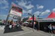 Indycar Fan Village at Houston. -- Photo by: Chris Owens