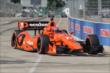 Simon Pagenaud during Qualifying. -- Photo by: Joe Skibinski