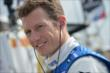 Ryan Briscoe on pit road. -- Photo by: Chris Owens