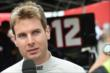 Will Power is interviewed. -- Photo by: Chris Owens