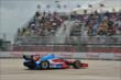 Josef Newgarden running in Race 2. -- Photo by: Chris Owens