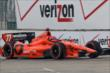 Simon Pagenaud in Race 2. -- Photo by: Richard Dowdy