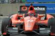 Simon Pagenaud running in Race 2. -- Photo by: Richard Dowdy