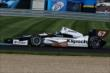 Josef Newgarden on track -- Photo by: Bret Kelley