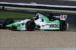 Sebastien Bourdais off track at IMS -- Photo by: Bret Kelley