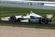Mike Conway on track -- Photo by: Bret Kelley