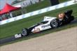Josef Newgarden at IMS -- Photo by: Bret Kelley