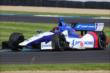 Mikhail Aleshin at IMS -- Photo by: Bret Kelley