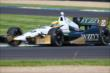 Mike Conway at IMS -- Photo by: Bret Kelley