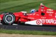 Scott Dixon at IMS -- Photo by: Bret Kelley