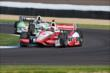 Juan Pablo Montoya and Sebastien Bourdais at IMS -- Photo by: Bret Kelley