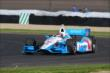 Tony Kanaan at IMS -- Photo by: Bret Kelley