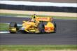 Ryan Hunter-Reay -- Photo by: Bret Kelley