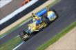 Marco Andretti during practice -- Photo by: Bret Kelley