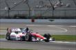 Takuma Sato -- Photo by: Chris Jones