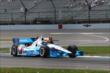 Tony Kanaan at IMS -- Photo by: Chris Jones