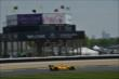 Ryan Hunter-Reay on track -- Photo by: Chris Owens