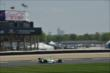 Sebastien Bourdais at IMS -- Photo by: Chris Owens