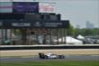 Josef Newgarden during practice -- Photo by: Chris Owens