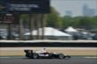 Will Power at IMS -- Photo by: Chris Owens