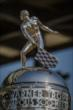 Borg-Warner Trohpy -- Photo by: Forrest Mellott