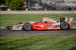 Juan Pablo Montoya on track -- Photo by: Forrest Mellott