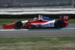 Justin Wilson at IMS -- Photo by: Joe Skibinski