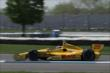 Ryan Hunter-Reay at IMS -- Photo by: Joe Skibinski