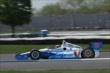 Tony Kanaan at IMS -- Photo by: Joe Skibinski