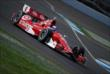 Scott Dixon on track -- Photo by: Mike Young