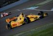 Ryan Hunter-Reay at IMS -- Photo by: Mike Young