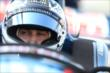 Graham Rahal prior to practice for the Grand Prix of Indianapolis -- Photo by: Shawn Gritzmacher