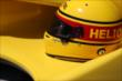 The helmet Helio Castroneves will wear for the Indy 500 -- Photo by: Shawn Gritzmacher