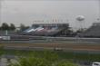 Cars on track at IMS -- Photo by: Chris Jones