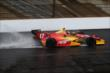 Sebastian Saavedra qualifies for the Grand Prix of Indianapolis -- Photo by: Chris Jones