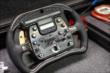 Verizon IndyCar Series steering wheel -- Photo by: Daniel Incandela