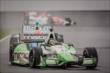 Sebastien Bourdais at IMS -- Photo by: Forrest Mellott
