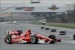 Scott Dixon -- Photo by: John Cote