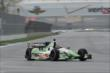 Sebastien Bourdais on track -- Photo by: John Cote