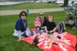 Fans enjoying the sights at the Grand Prix of Indianapolis -- Photo by: Jim Haines