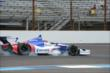 Mikhail Aleshin on track -- Photo by: Jim Haines