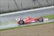 Scott Dixon during qualifying at IMS -- Photo by: Joe Skibinski